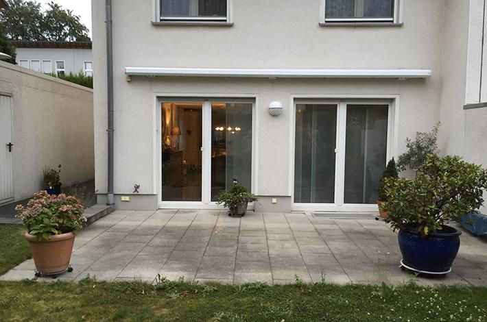 incento sommerleben auf der neuen terrasse. Black Bedroom Furniture Sets. Home Design Ideas